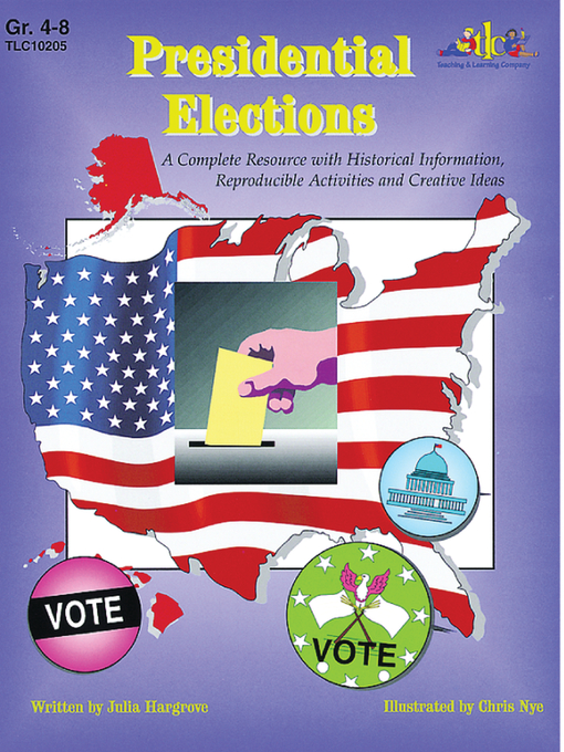 Title details for Presidential Elections by Julia Hargrove - Available